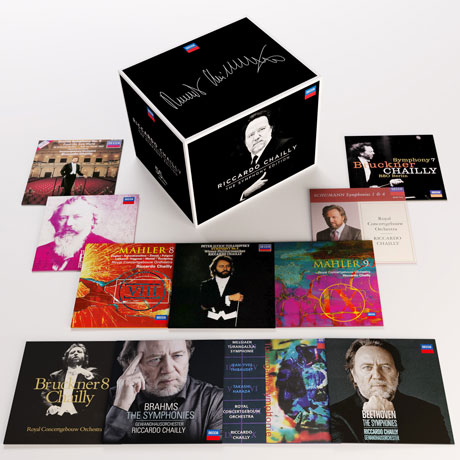 Symphony Edition - Riccardo Chailly - Musik - Universal Music - 0028948342662 - 29/11-2018