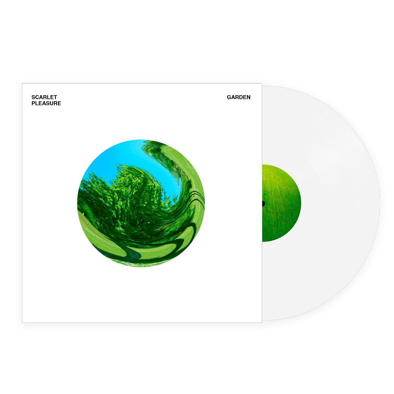 Garden - Hvid vinyl - Scarlet Pleasure - Musik -  - 0602507377663 - 2/10-2020
