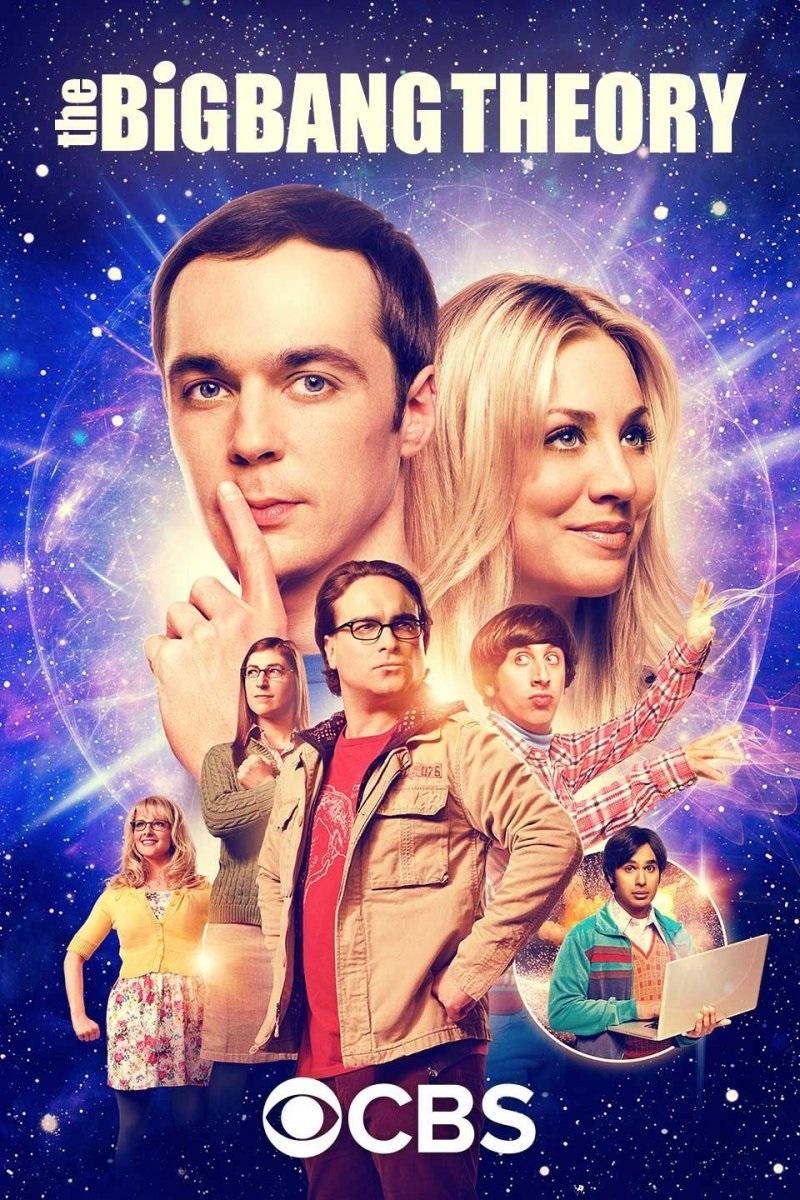 Big Bang Theory - Complete Seasons 1-12 - Big Bang Theory - Film -  - 7340112750664 - 2/12-2019
