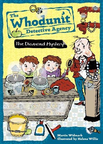 The Diamond Mystery #1 (The Whodunit Detective Agency) - Martin Widmark - Bøger - Grosset & Dunlap - 9780448480664 - 16/10-2014