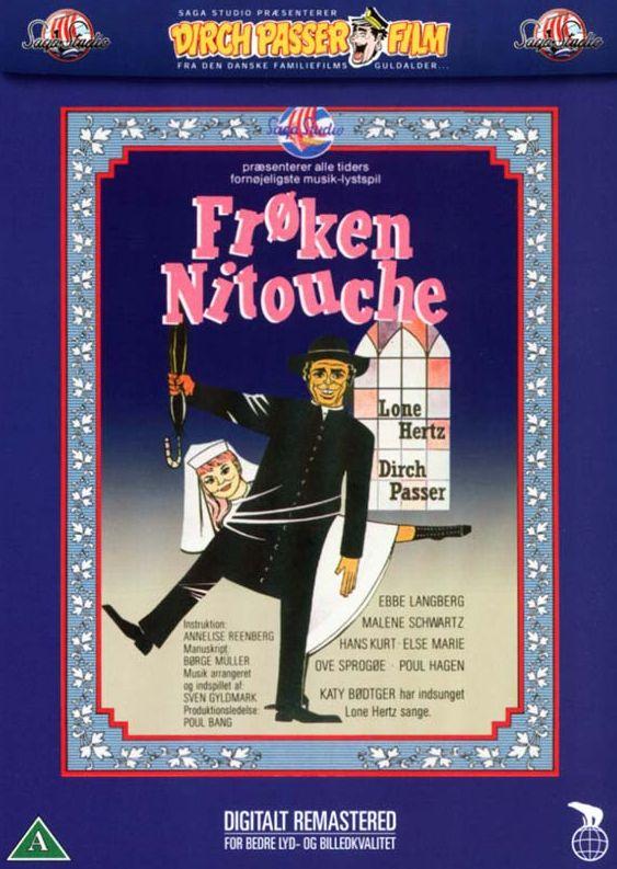 Frøken Nitouche - Frøken Nitouche - Film - hau - 5708758688666 - 7/6-2011
