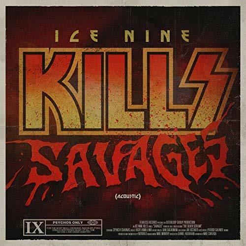 "Savages (Buzzsaw 10"" Vinyl) - Ice Nine Kills - Musik - Fearless - 0888072161672 - 31/10-2020"