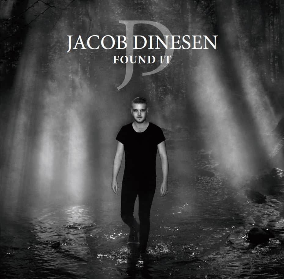 Found It - Jacob Dinesen - Musik - Universal Music - 0602577113673 - 16/11-2018