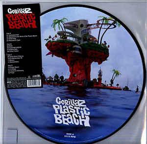 Plastic Beach (Picture Disc) - Gorillaz - Musik - PLG UK Frontline - 0190295423674 - 4/10-2019