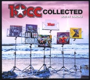 Collected - 10cc - Musik - MUSIC ON CD - 0600753057674 - 21/8-2020