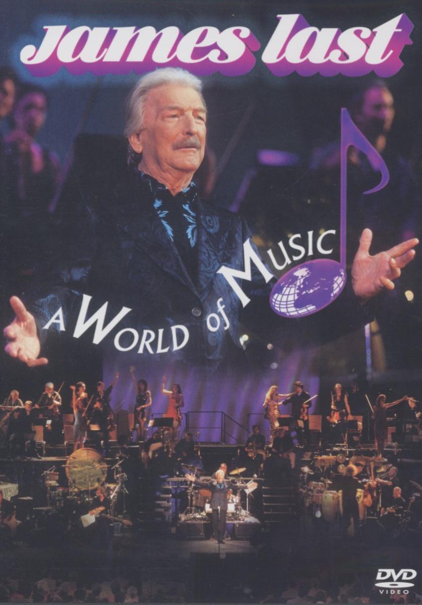 A World of Music - James Last - Film - EAGLE ROCK ENTERTAINMENT - 5034504927674 - 10/3-2017