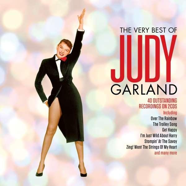 Very Best of - Judy Garland - Musik - NOT NOW - 5060143497674 - 6/12-2019