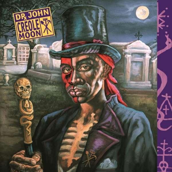 Dr. John / Creole Moon - Dr. John - Musik - MUSIC ON VINYL - 8719262000674 - 6/10-2016