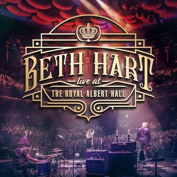 Live at the Royal Albert Hall - Beth Hart - Musik - PROVOGUE - 0819873017677 - 30/11-2018