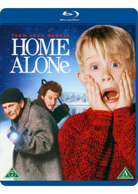Alene Hjemme - Home Alone - Film - Fox - 7340112703677 - 1/4-2016