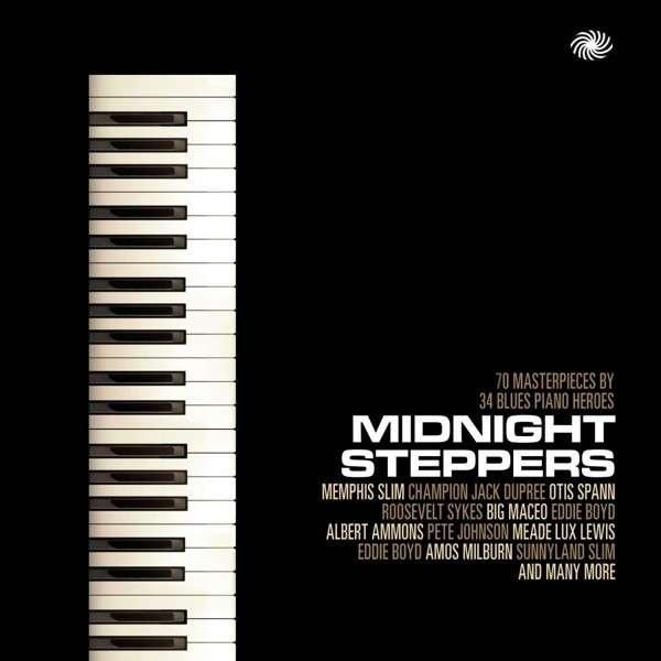 Midnight Steppers - V/A - Musik - FANTASTIC VOYAGE - 5055311001678 - 20/6-2013