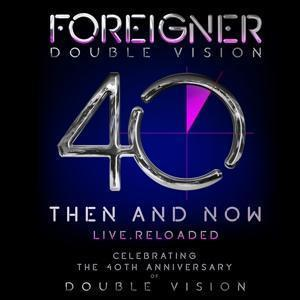 Double Vision: then and Now - Foreigner - Musik - EAR MUSIC - 4029759141679 - 15/11-2019
