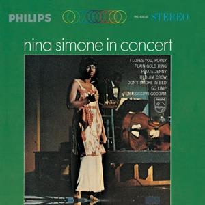 In Concert - Nina Simone - Musik -  - 0600753605684 - 15/7-2016
