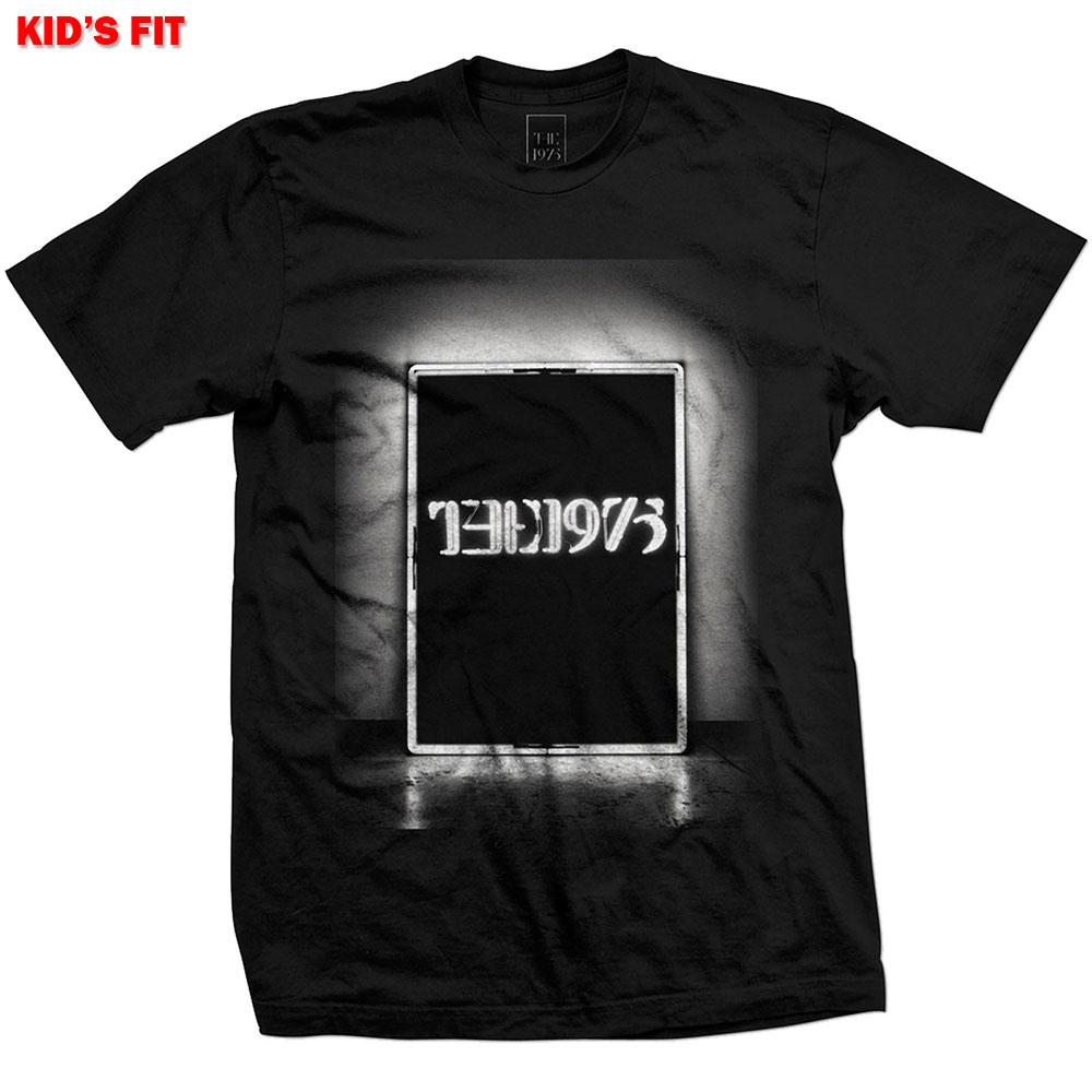 The 1975 Kids Tee: Black Tour (3 - 4 Years) - 1975 - The - Merchandise -  - 5056368623684 -