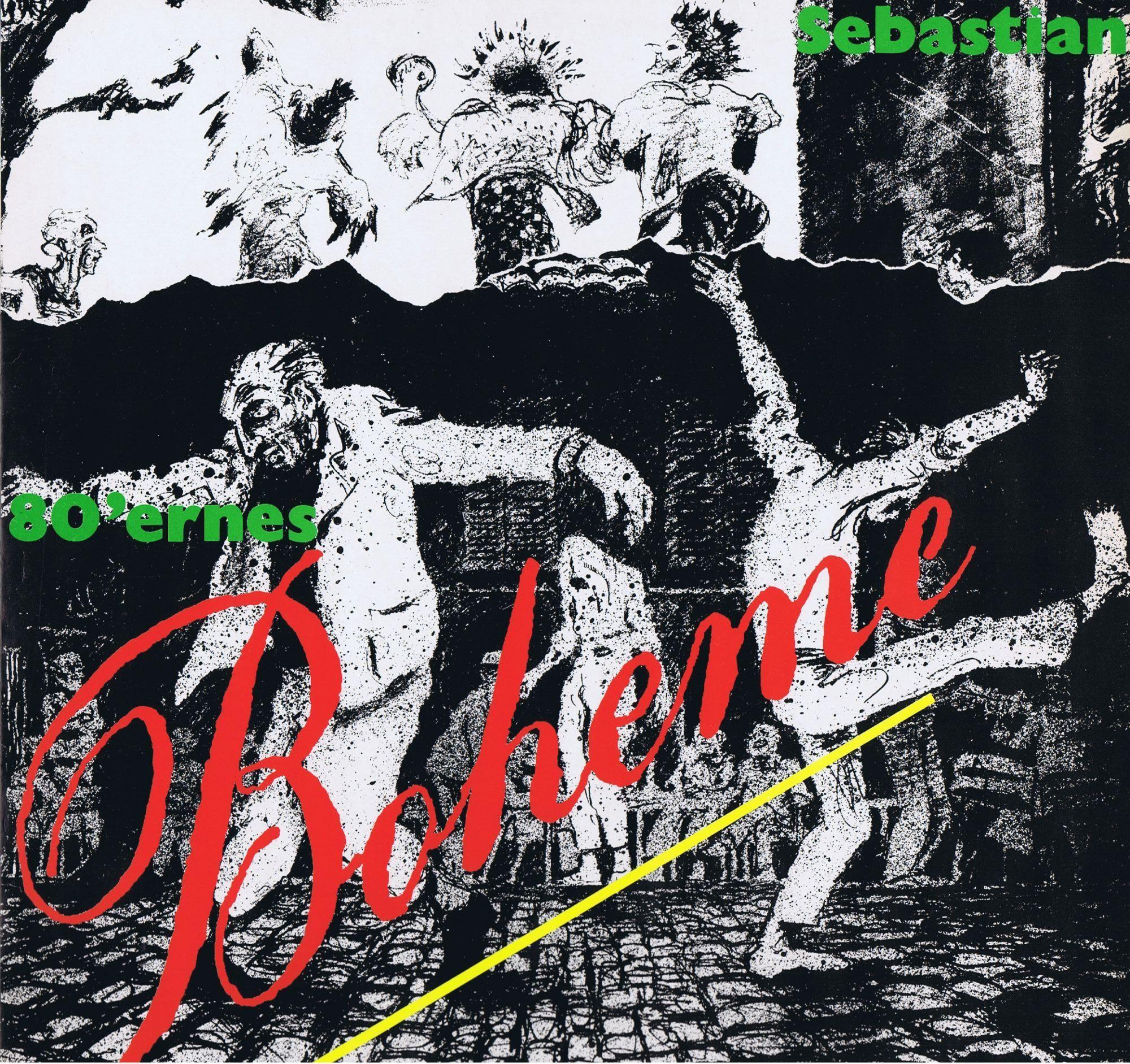 80'ernes Boheme - Sebastian - Musik -  - 7332181092684 - 29/11-2019