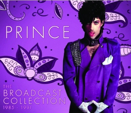 The Broadcast Collection 1985 - 1991 - Prince - Musik - CULT LEGENDS - 8717662579684 - 1970