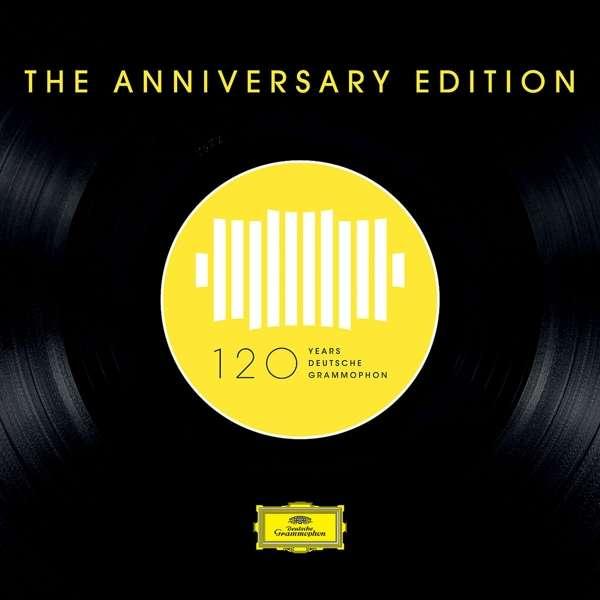 120 Years Deutsche Grammophon - V/A - Musik - DEUTSCHE GRAMMOPHON - 0028948352685 - 4/10-2018