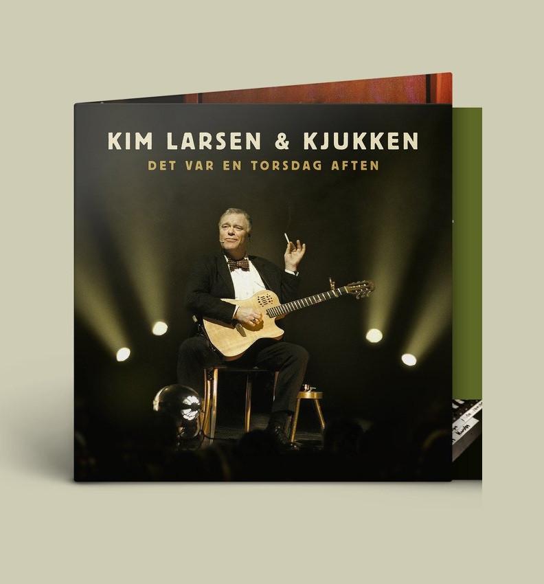 Det Var En Torsdag Aften - Kim Larsen - Musik - PLG Denmark - 5054197025686 - 9/11-2018