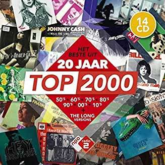 Top 2000 20 Jaar - V/A - Musik - UNIVERSAL - 0602508399688 - 29/11-2019