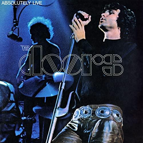 Absolutely Live - The Doors - Musik - Rhino Elektra - 0603497864690 - 23/11-2017