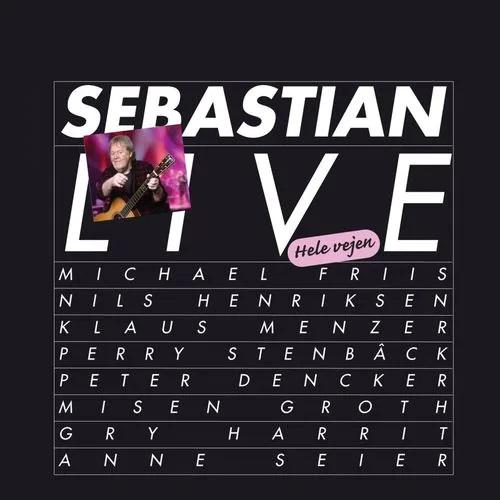 Live Hele Vejen - Sebastian - Musik -  - 7332181101690 - 2/10-2020