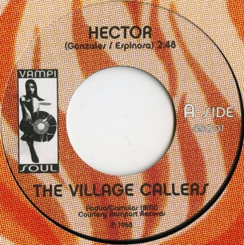 Hector / I'm Leaving - Village Callers - Musik - VAMPISOUL - 8435008869700 - 4/10-2019