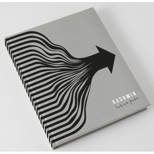 KASHMIR Logue Book - Hørdum & Engelbreth ApS - Bøger - BOOK LAB - 9788799770700 - 23/10-2014