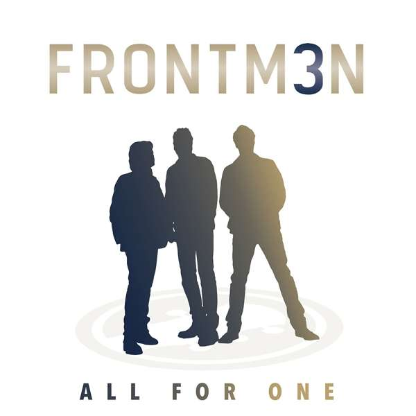 All for One - Frontm3n - Musik - ARTISTS & ACTS - 4034677416709 - 8/11-2018