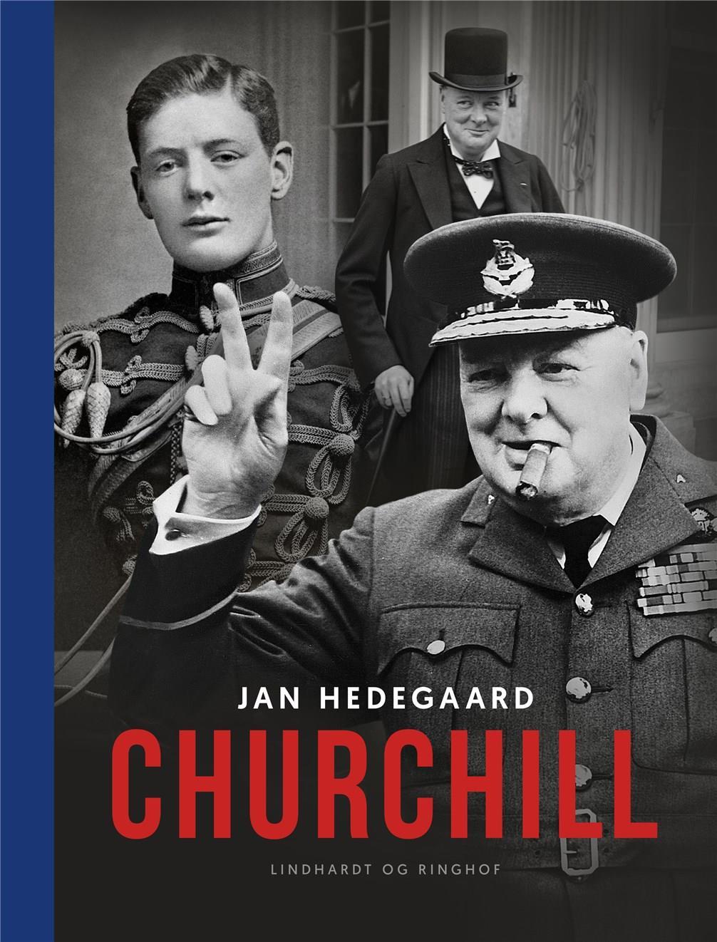 Churchill - Jan Hedegaard - Bøger - Lindhardt og Ringhof - 9788711982709 - 23/9-2020