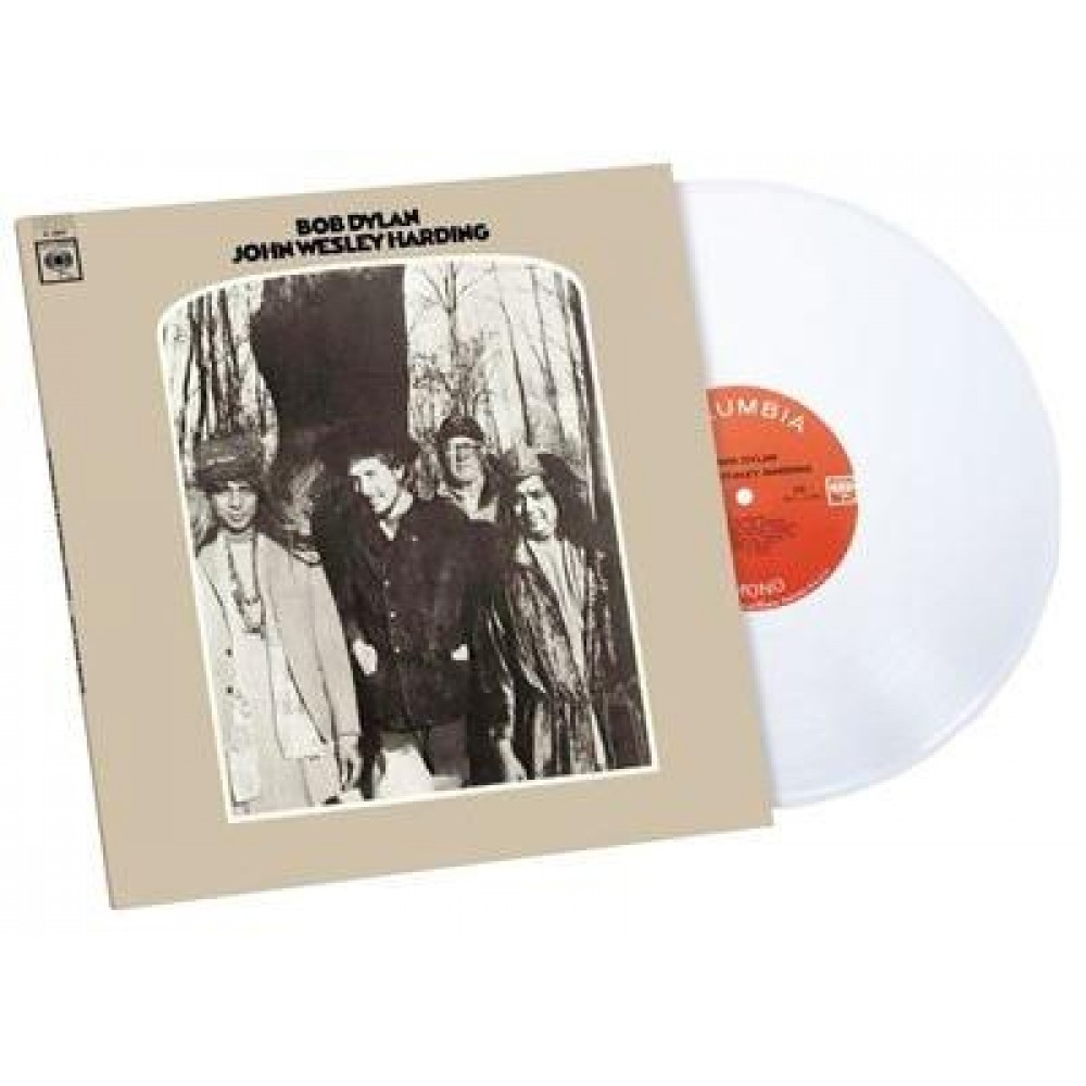 John Wesley Harding - Bob Dylan - Musik - COLUMBIA - 0194397975710 - 22/1-2021