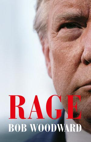 Rage - Bob Woodward - Bøger - Simon & Schuster Ltd - 9781471197710 - 15/9-2020
