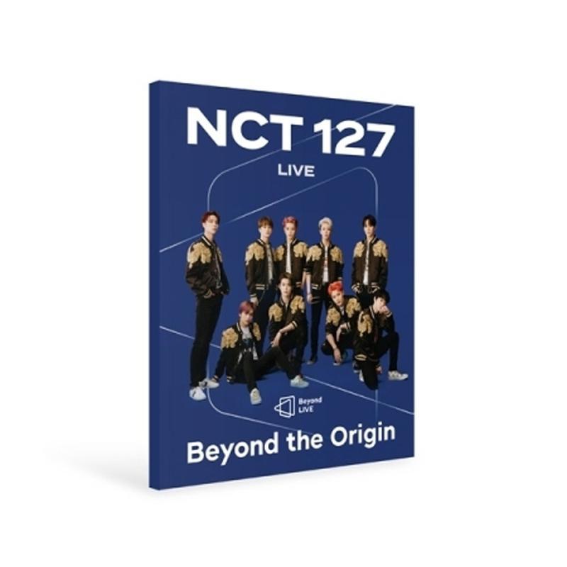 BEYOND THE ORIGIN : BEYOND LIVE BROCHURE - NCT 127 - Bøger -  - 8809718442711 - 19/9-2020