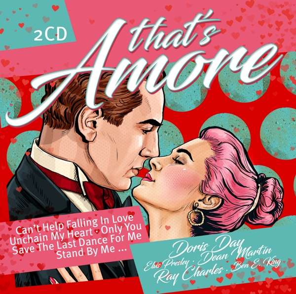 That's Amore - V/A - Musik - ZYX - 0090204656714 - 21/6-2019