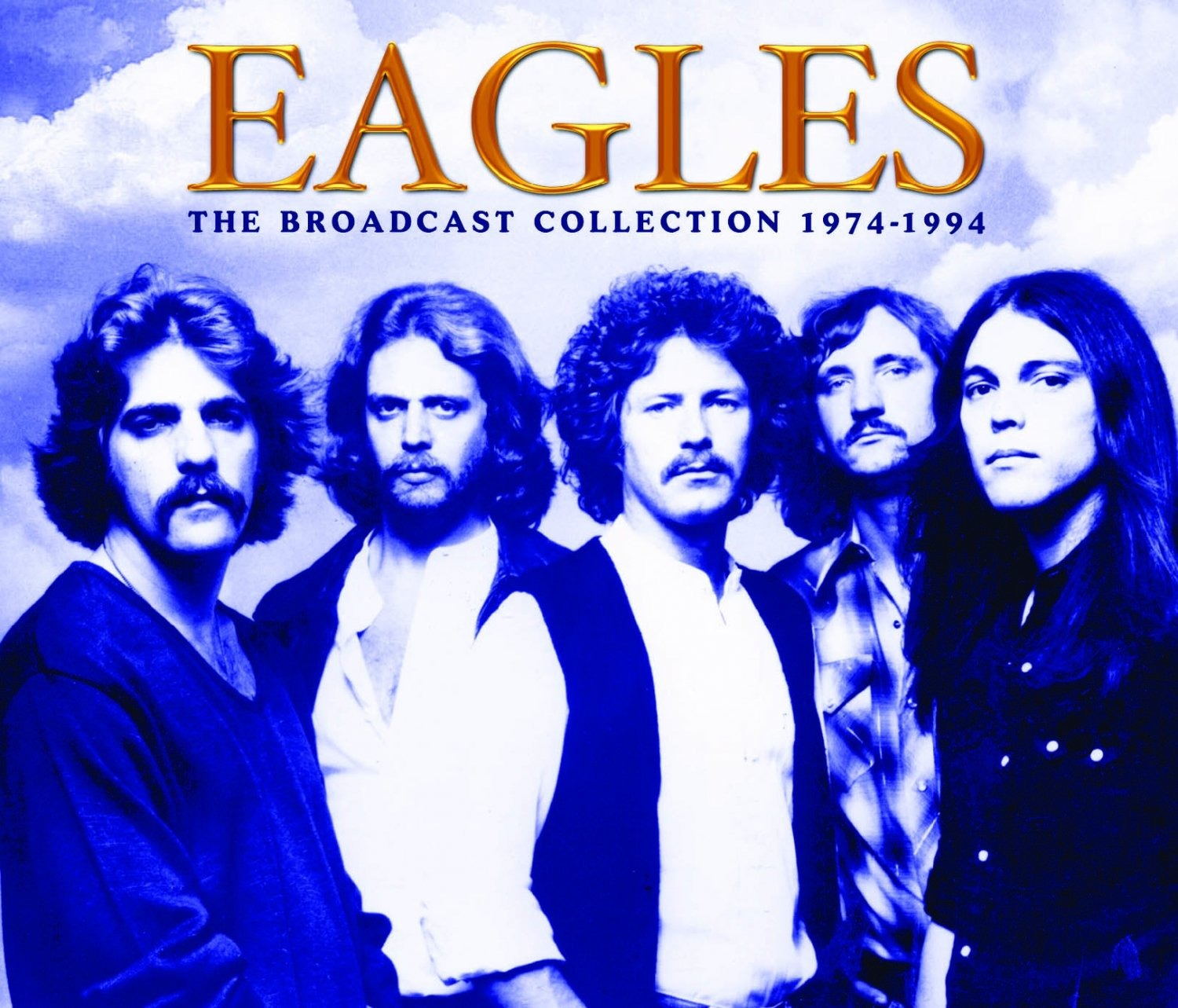 The Broadcast Collection 1974 - 1994 - Eagles - Musik - CULT LEGENDS - 8717662579714 - 1970