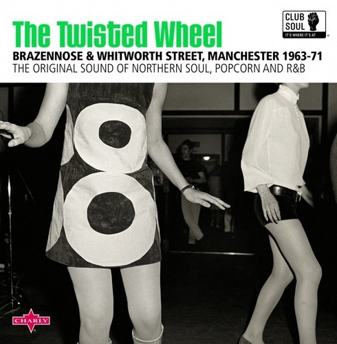 The Twisted Wheel - Various Artists - Musik - CHARLY - 0803415818716 - 20/7-2018