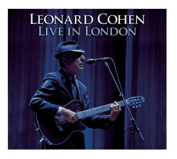 Live in London - Leonard Cohen - Musik - Sony Owned - 0889854348717 - 26/1-2018