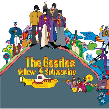 Yellow Submarine (Stereo) - The Beatles - Musik - CAPITOL - 0094638246718 - 12/11-2012