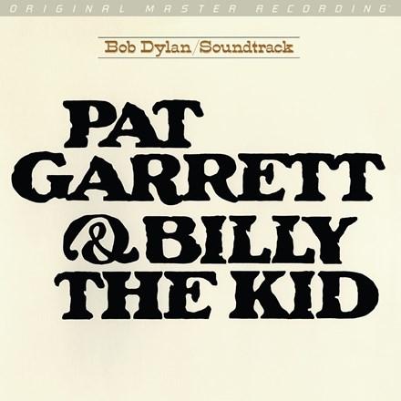 Pat Garrett & Billy The Kid - Bob Dylan - Musik - MFSL - 0821797148719 - 10/7-2020