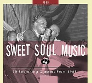Sweet Soul Music 1965 - V/A - Musik - BEAR FAMILY - 4000127168719 - 22/5-2008