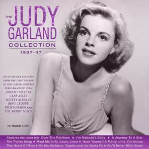 Judy Garland Collection 1937-47 - Judy Garland - Musik - ACROBAT - 0824046908720 - 4/10-2019