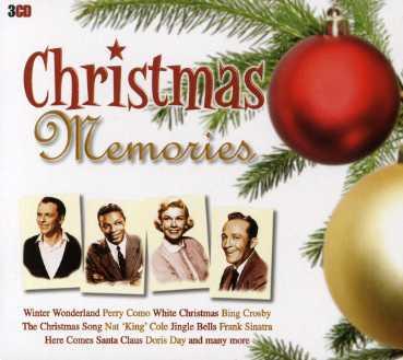 Christmas Memories - V/A - Musik - Hoanzl - 5014797134720 - 21/10-2005