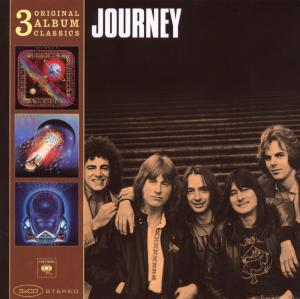 Original Album Classics - 3cd Slipcase - Journey - Musik - ROCK - 0886976182724 - 24/1-2011