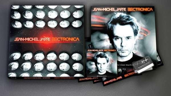 Electronica Vol. 1 & 2 - Jean-michel Jarre - Musik - COLUMBIA - 0889853143726 - 6/5-2016