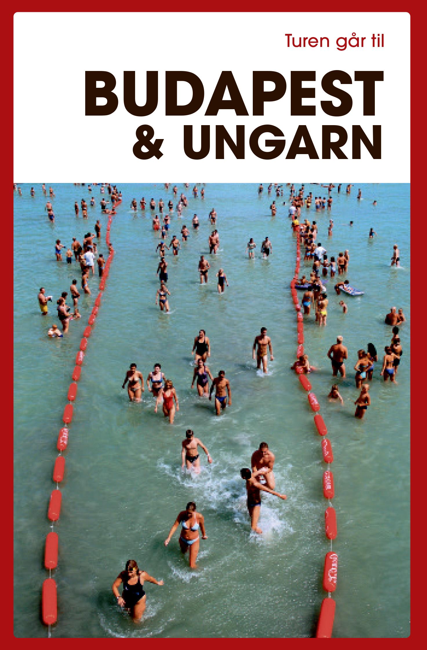 Turen Går Til: Turen går til Budapest & Ungarn - Christine Proksch - Bøger - Politikens Forlag - 9788740055726 - 1/7-2020