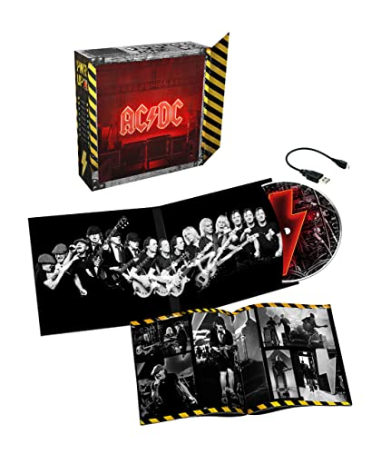 Power Up (Limited Lightbox) - AC/DC - Musik -  - 0194397444728 - 13/11-2020