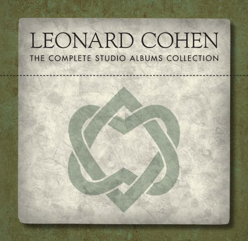 The Complete Studio Albums Collection - Leonard Cohen - Musik - Sony Owned - 0886979617728 - 10/10-2011