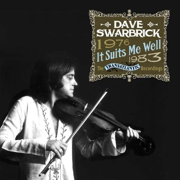 It Suits Me Well - Transatlantic Recordings 1976-1983 - Dave Swarbrick - Musik - CHERRY RED - 5013929691728 - 24/11-2016