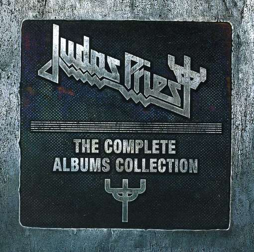 The Complete Albums Collection - Judas Priest - Musik - SONY - 0886979678729 - 27/5-2013
