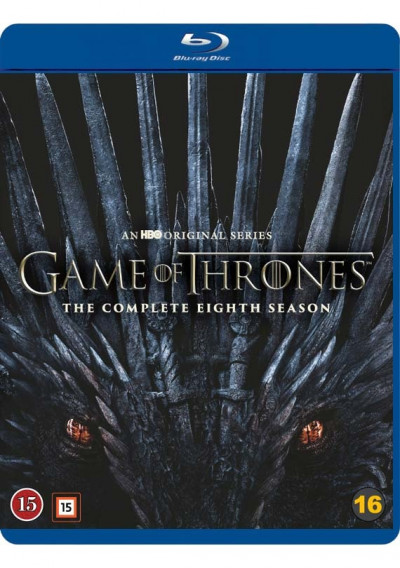 Game of Thrones - Season 8 - Game of Thrones - Film -  - 7340112749729 - 2/12-2019