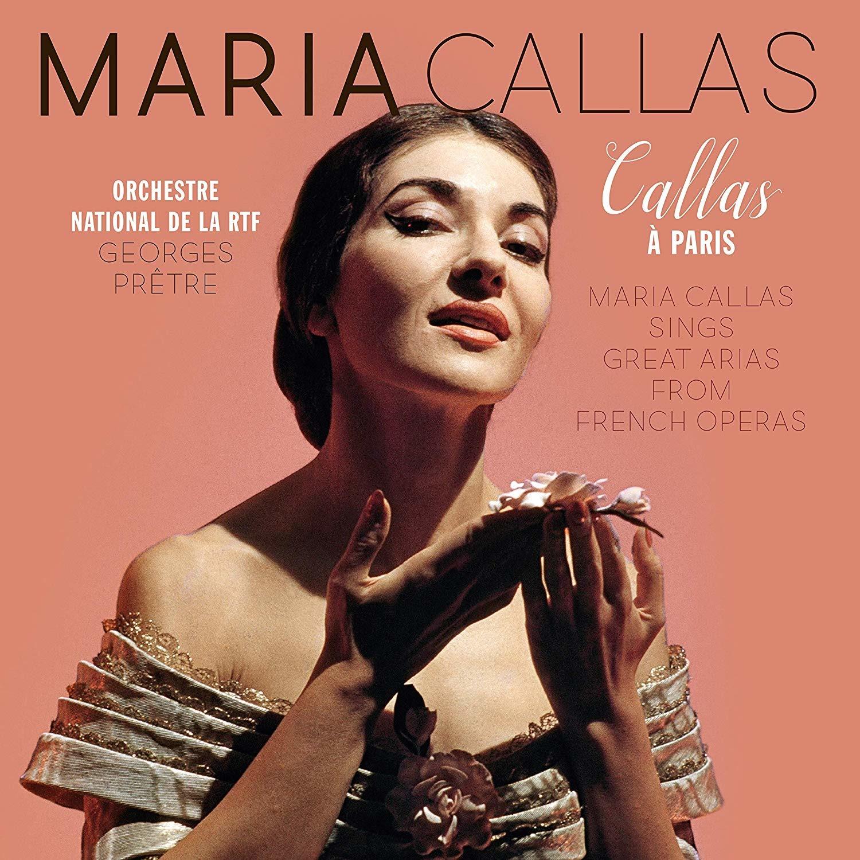 Callas a Paris - Maria Callas - Musik - VINYL PASSION CLASSICAL - 8719039005734 - 18/10-2019
